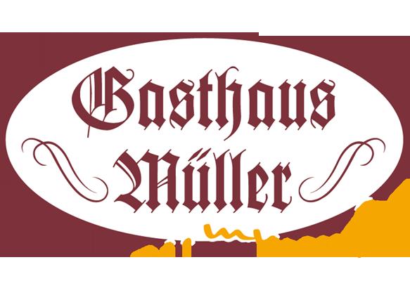 Logo Gasthaus Müller