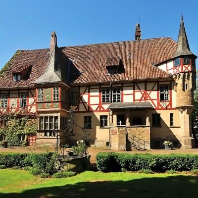 Gutshaus des Ritterguts Wichtringhausen